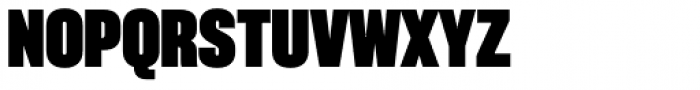 Akkordeon Eleven Font UPPERCASE