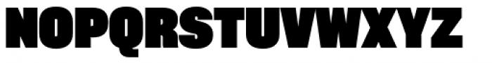 Akkordeon Fourteen Font UPPERCASE