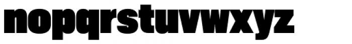 Akkordeon Fourteen Font LOWERCASE