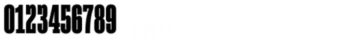 Akkordeon Slab Seven Font OTHER CHARS