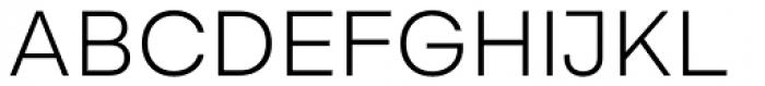 Aktifo A Light Font UPPERCASE