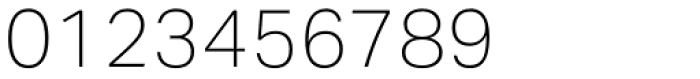 Aktiv Grotesk Thin Font OTHER CHARS