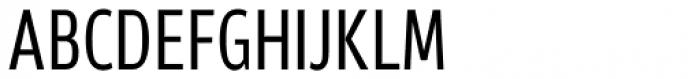 Akwe Pro Con Regular Font UPPERCASE