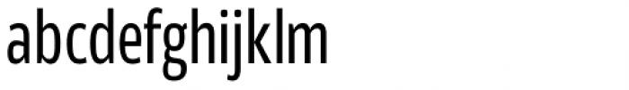 Akwe Pro Con Regular Font LOWERCASE
