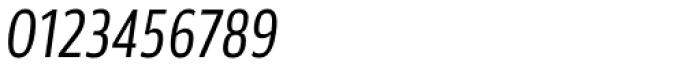 Akwe Pro Con SC Light Italic Font OTHER CHARS
