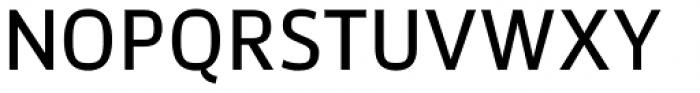 Akwe Pro Medium Font UPPERCASE