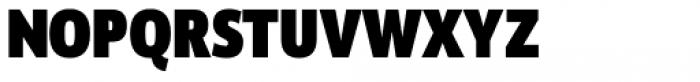 Akwe Pro Nar SC Extra Bold Font LOWERCASE