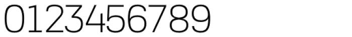 Akzentica 4F Light Font OTHER CHARS