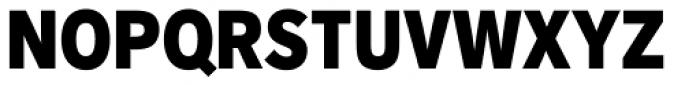 Akzidenz-Grotesk Next Cond ExtraBold Font UPPERCASE