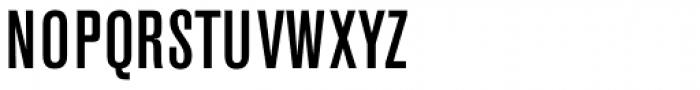 Akzidenz Grotesk Pro Cond Med Font UPPERCASE