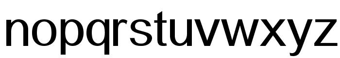 Alido Font LOWERCASE
