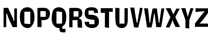 Alor Narrow Condensed Normal Font UPPERCASE