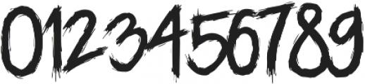 ALASKA Regular otf (400) Font OTHER CHARS