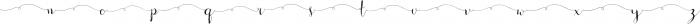 AlaNiceLeft otf (400) Font LOWERCASE