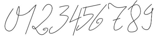 Alberts Script Land otf (400) Font OTHER CHARS