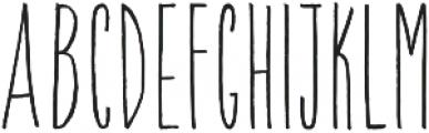 Albino Lovebird Font Duo otf (400) Font UPPERCASE