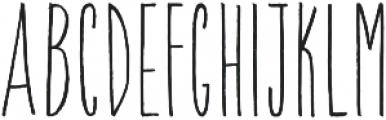 Albino Lovebird Font Duo otf (400) Font LOWERCASE