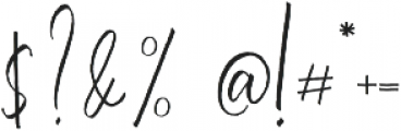 Albino Lovebird Font otf (400) Font OTHER CHARS