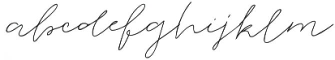 Albiol Regular otf (400) Font LOWERCASE