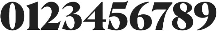 Albra Black otf (900) Font OTHER CHARS