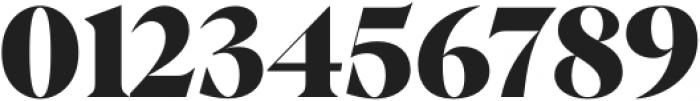 Albra Display Medium otf (500) Font OTHER CHARS
