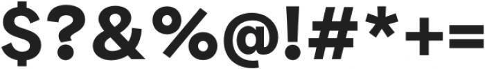 Albra Grotesk Regular otf (400) Font OTHER CHARS