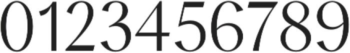 Albra Sans Light otf (300) Font OTHER CHARS