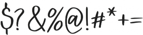 Albret Regular otf (400) Font OTHER CHARS