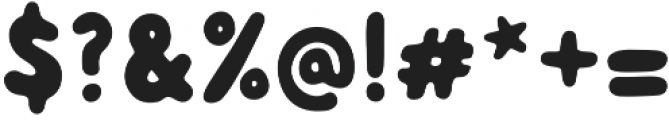 Albus Regular otf (400) Font OTHER CHARS