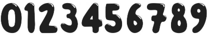 Albus Shine otf (400) Font OTHER CHARS