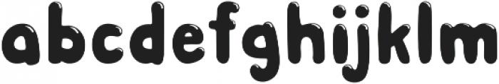 Albus Shine ttf (400) Font LOWERCASE