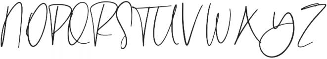Alchemary Regular otf (400) Font UPPERCASE