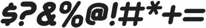 Aldin Heavy Oblique otf (800) Font OTHER CHARS