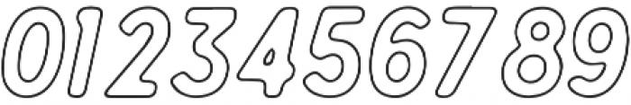 Ale Outline otf (400) Font OTHER CHARS