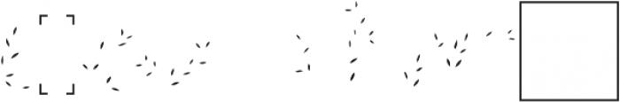 Alea Initials otf (400) Font OTHER CHARS