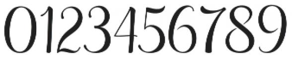 Aleandra Script otf (400) Font OTHER CHARS
