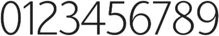 Aleante Sans ExtraLight ttf (200) Font OTHER CHARS