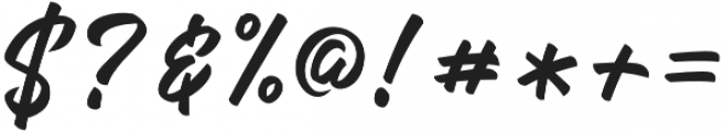 Alentine otf (400) Font OTHER CHARS