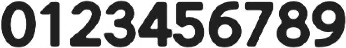 Alesand Round Extra Bold otf (700) Font OTHER CHARS
