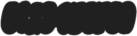 Alexandria Script Base Medium otf (500) Font OTHER CHARS