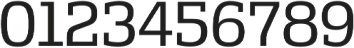 Alianza Slab 400 otf (400) Font OTHER CHARS