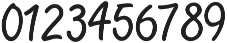 Alibaba Regular otf (400) Font OTHER CHARS