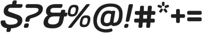 AliciOne otf (700) Font OTHER CHARS