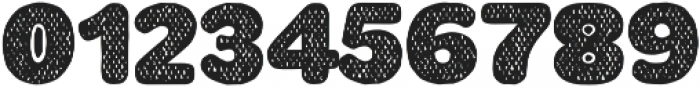 Aliengo otf (400) Font OTHER CHARS