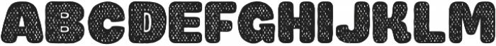 Aliengo otf (400) Font UPPERCASE