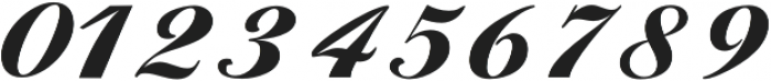 Alire script otf (400) Font OTHER CHARS