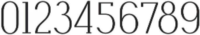 Alisa 300 Regular otf (300) Font OTHER CHARS