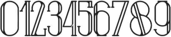Aliva Light otf (300) Font OTHER CHARS