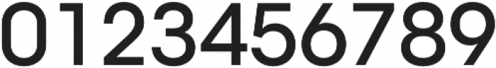 All Round Gothic Medium otf (500) Font OTHER CHARS