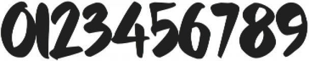 Allegroost otf (400) Font OTHER CHARS